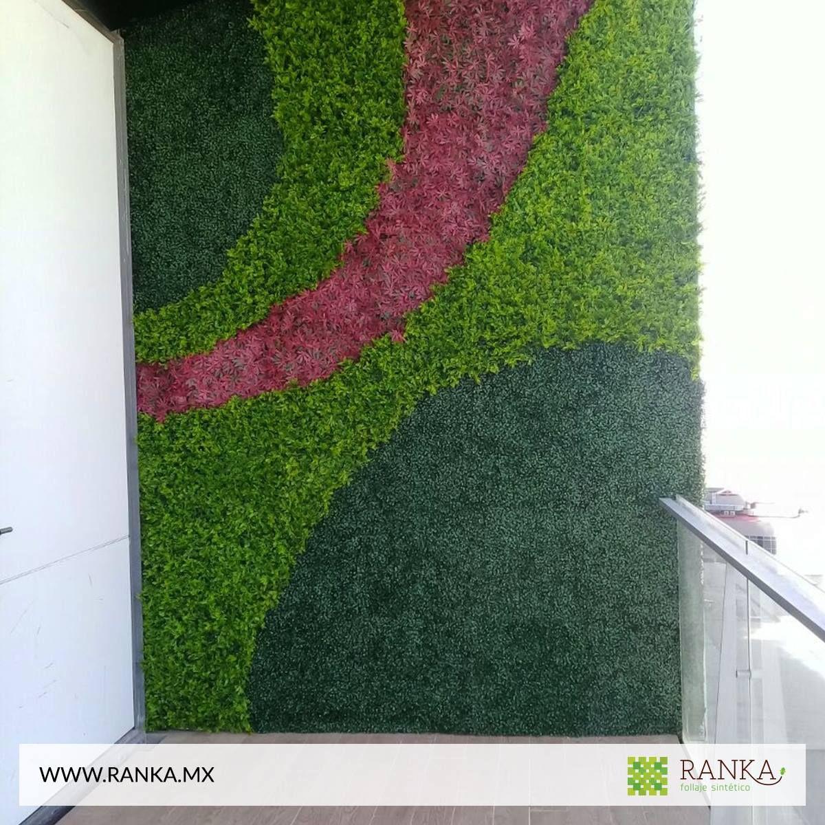 Dale vida a tus muros con un jard n vertical sin for Muros verdes definicion