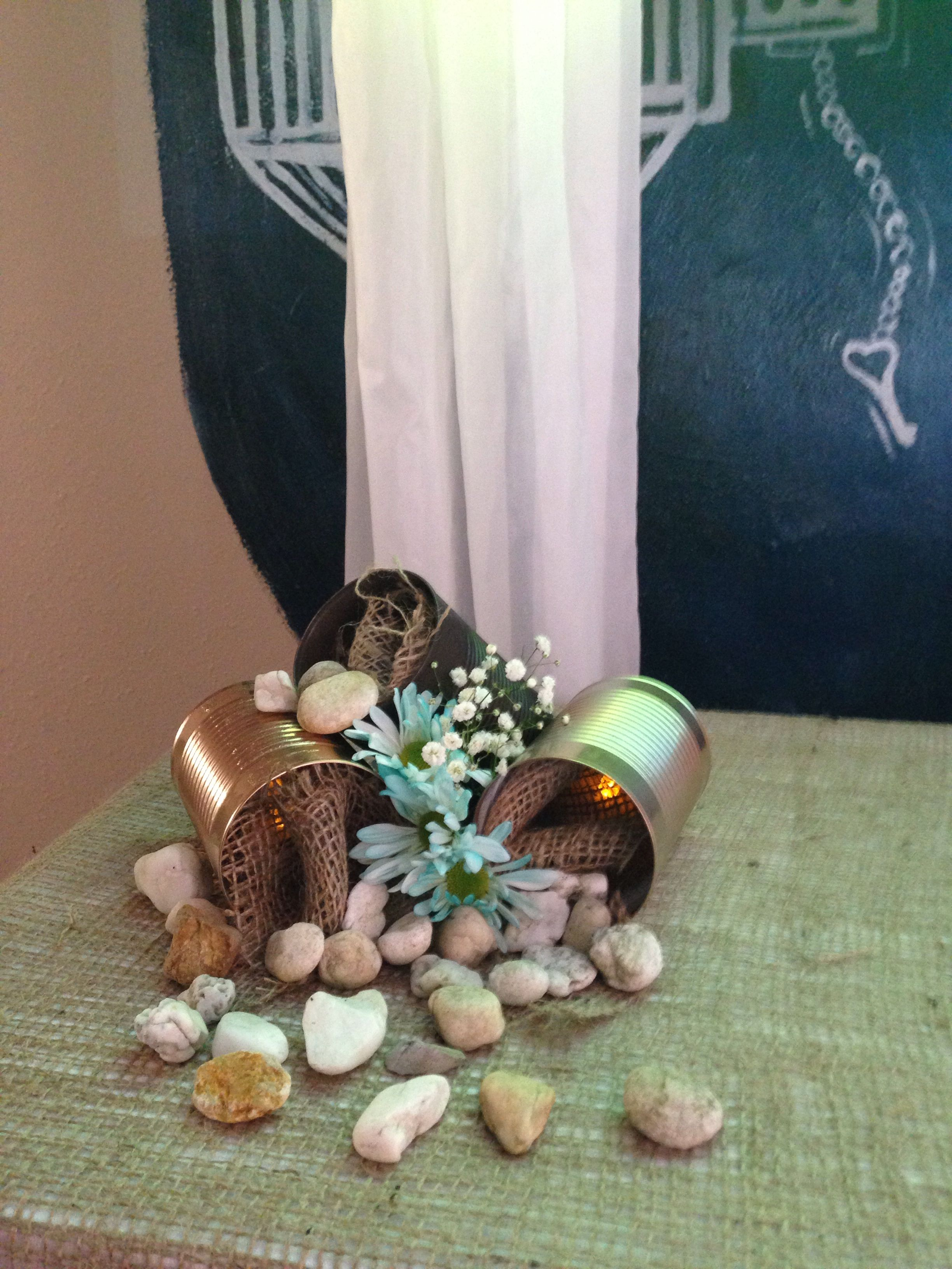 Shabby Sheek Rock Glow - wedding