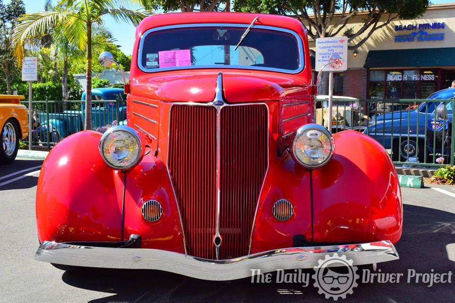 More Fantastic Cars From The Seal Beach Car Show Cars - Seal beach car show