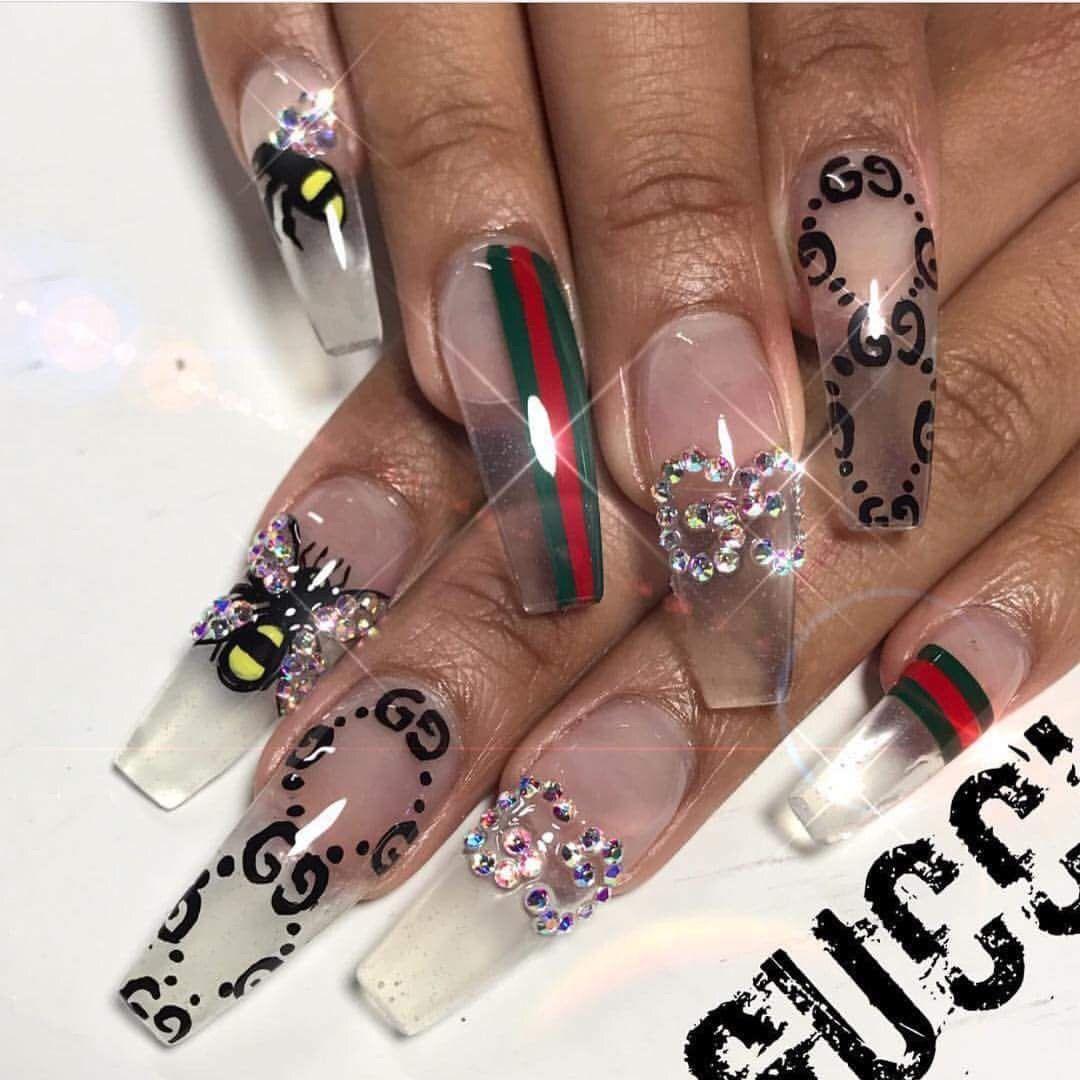 Pinterest @Cravingshay | nails | Pinterest | Nail nail, Nails ...