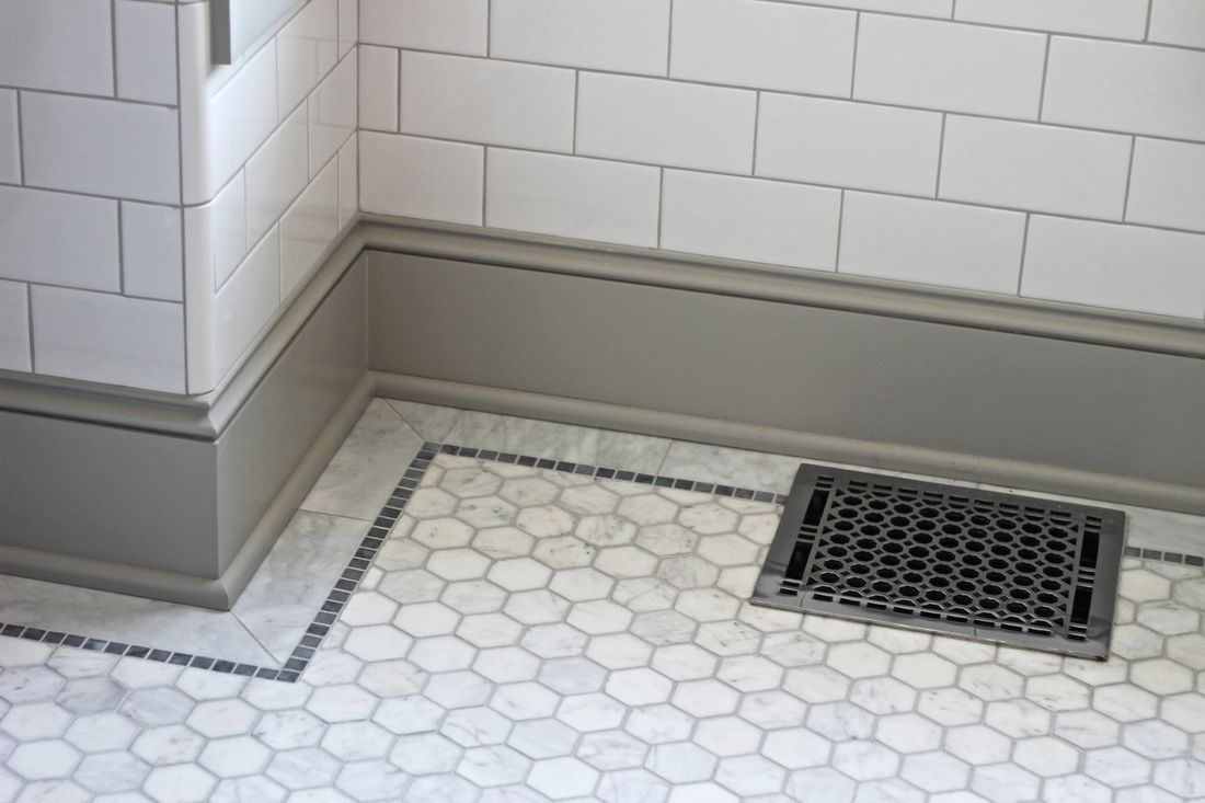 QUARTER design studio | Victorian Bathroom | Melrose, MA ...