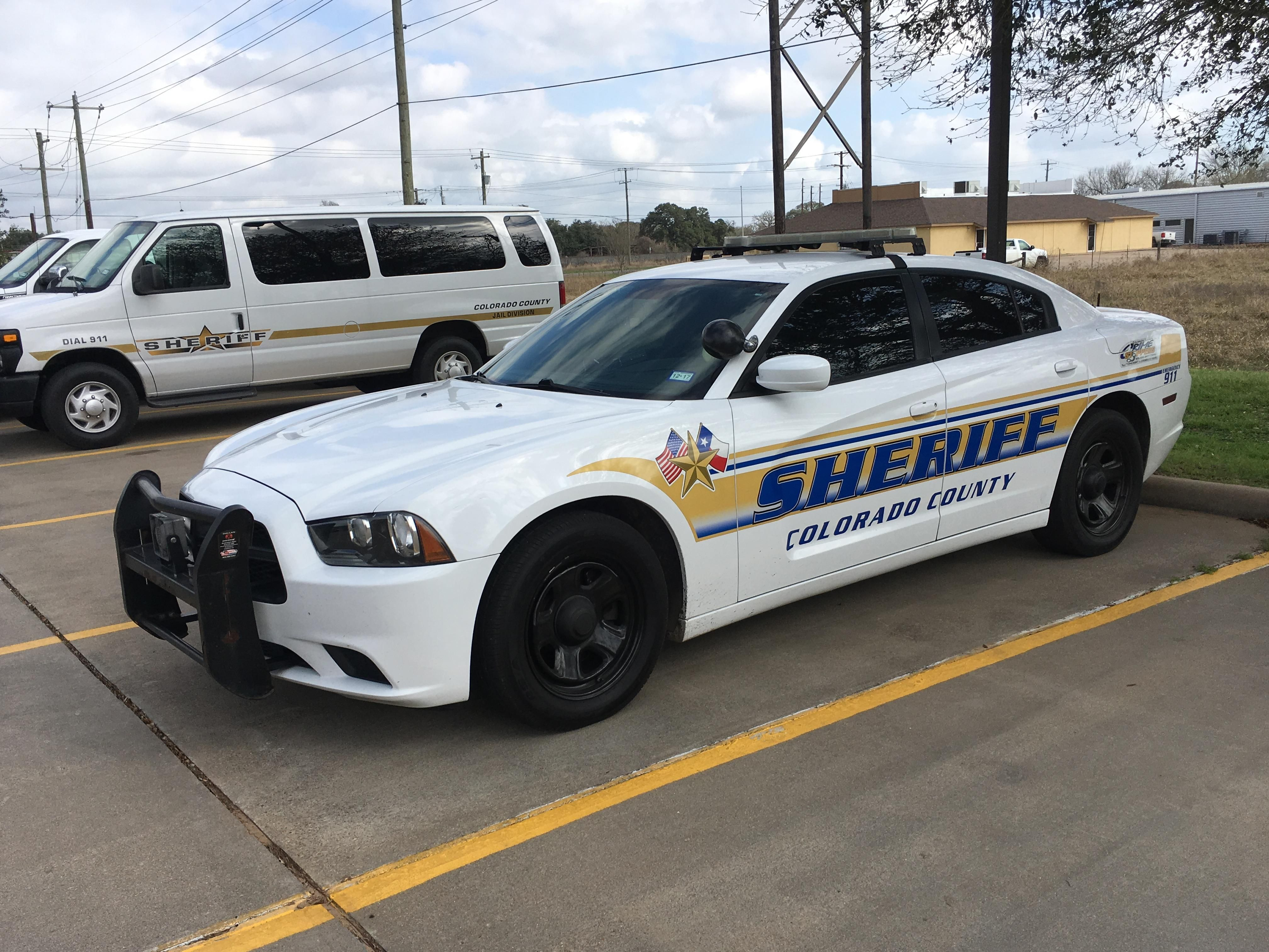 Port Lavaca Chevy >> Colorado County Sheriff's Office Dodge Charger (Texas) | Emergency vehicles, Police cars, Dodge ...