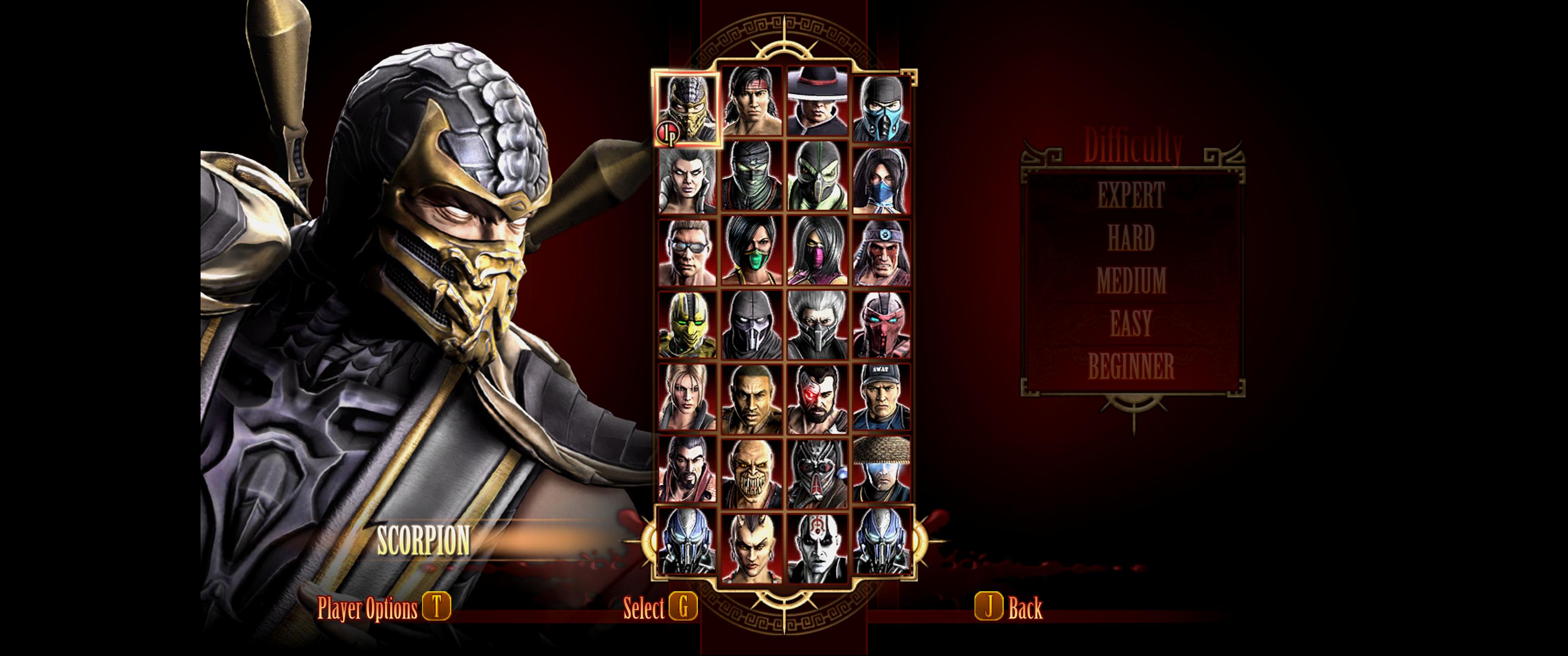 Mortal Kombat 9 characters #MK9 #MKKE | Mortal Kombat | Mortal