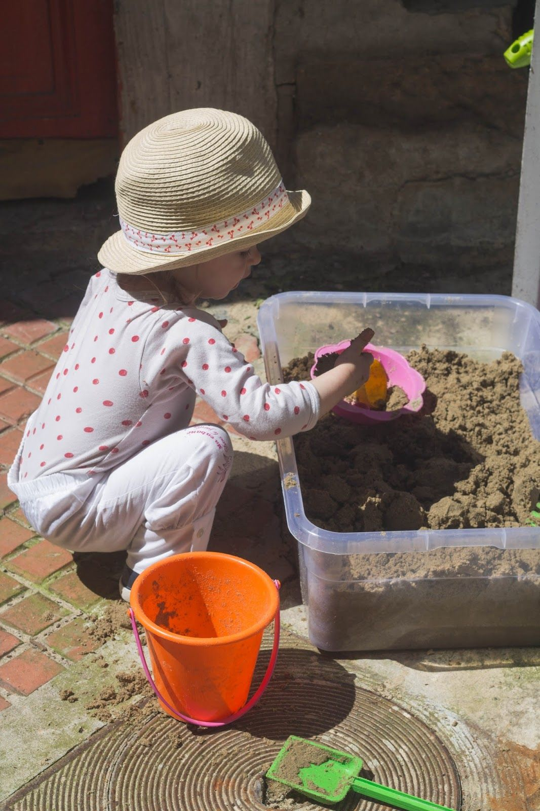 DIY: Le bac à sable de balcon