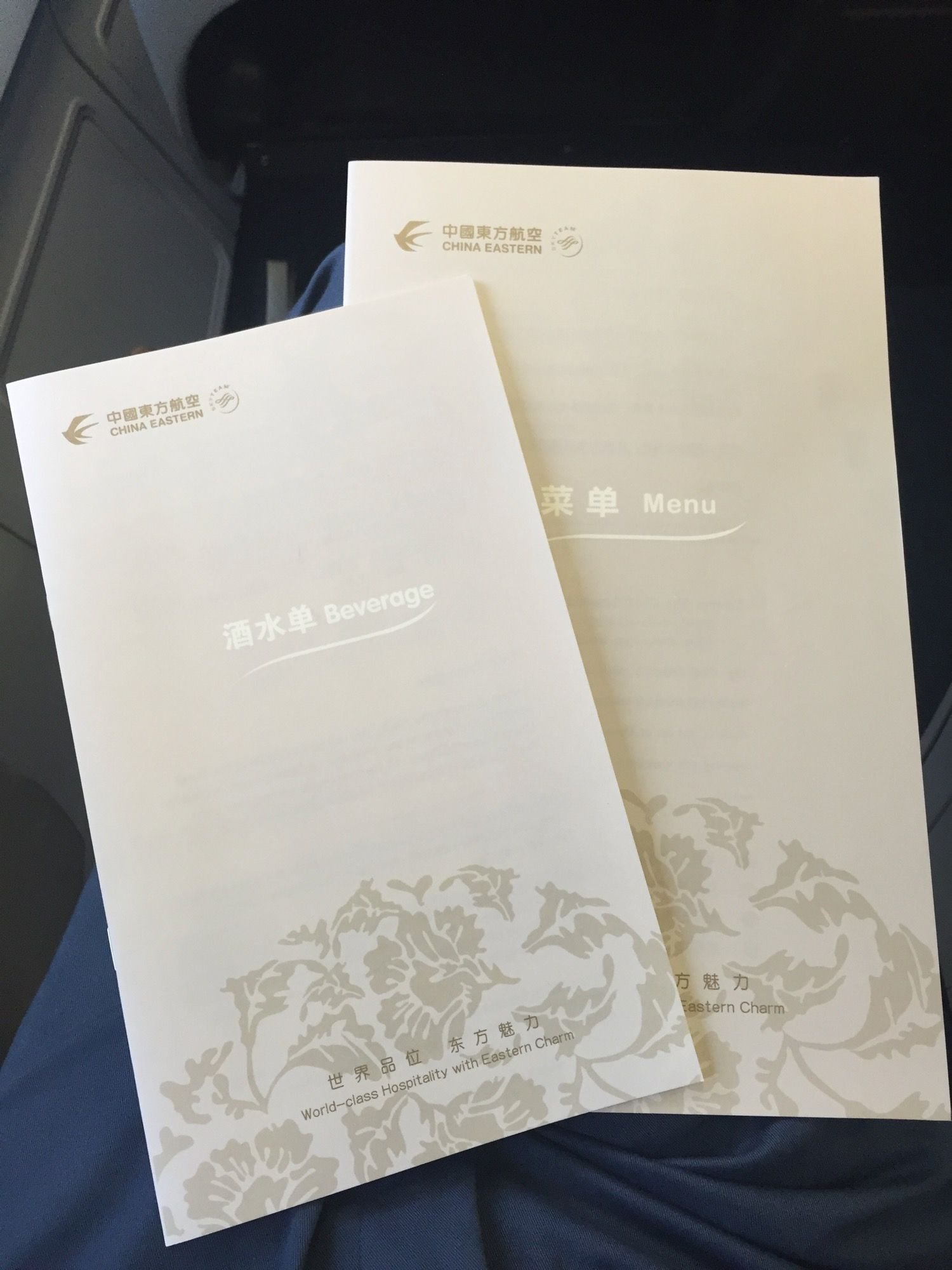 Review China Eastern A330 Business Class Shanghai To