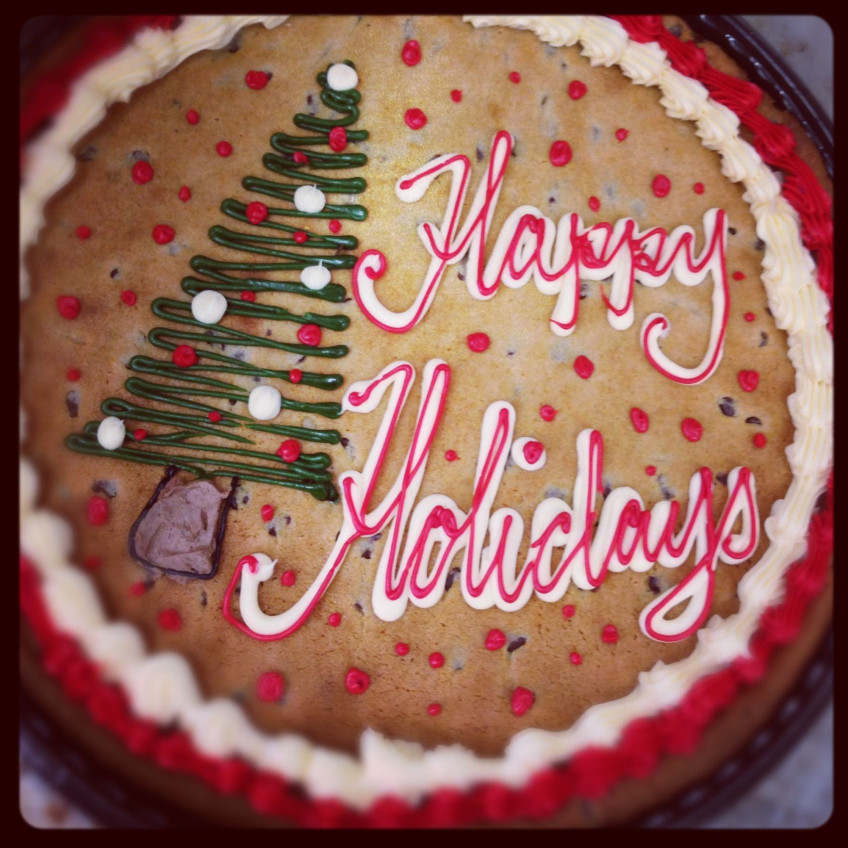 Albertsons Cake Holiday Cookie Cake Holiday Cookies Bakery Cakes Cake