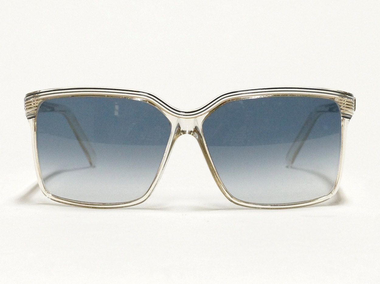 5041d4f526 Courrèges vintage sunglasses in NOS condition by EllaOsix on Etsy