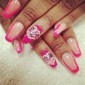 Photo of pink by zitianzhang Nail Art Gallery nailartgallery.na by Nails Magazine ww