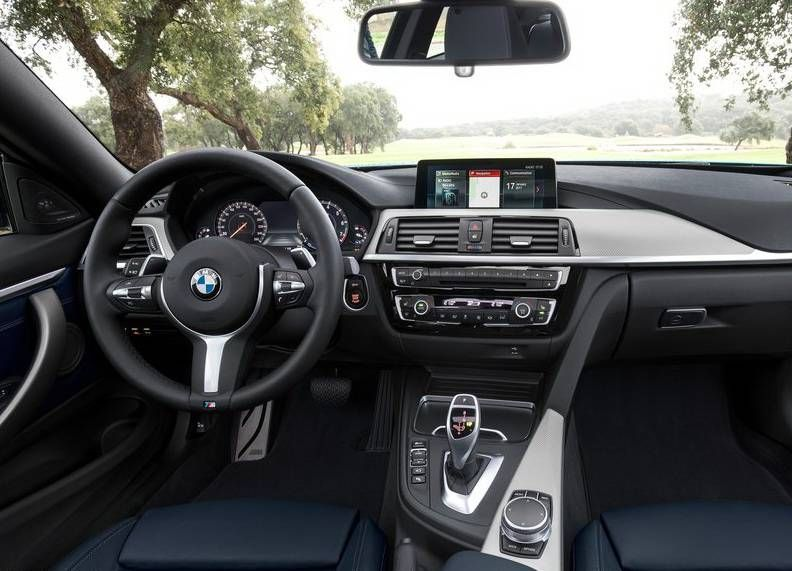 2018 Bmw 4 Series Coupe Gran Coupe And Convertible Bmw 4