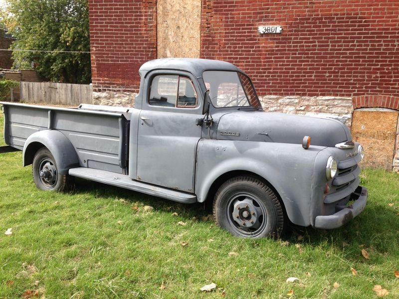 1948 Dodge Forestry Truck   60\'s / Oldies / Music   Pinterest ...