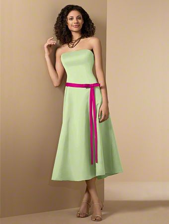 Alfred Angelo - Pistachio & Fuschia | interesting | Pinterest