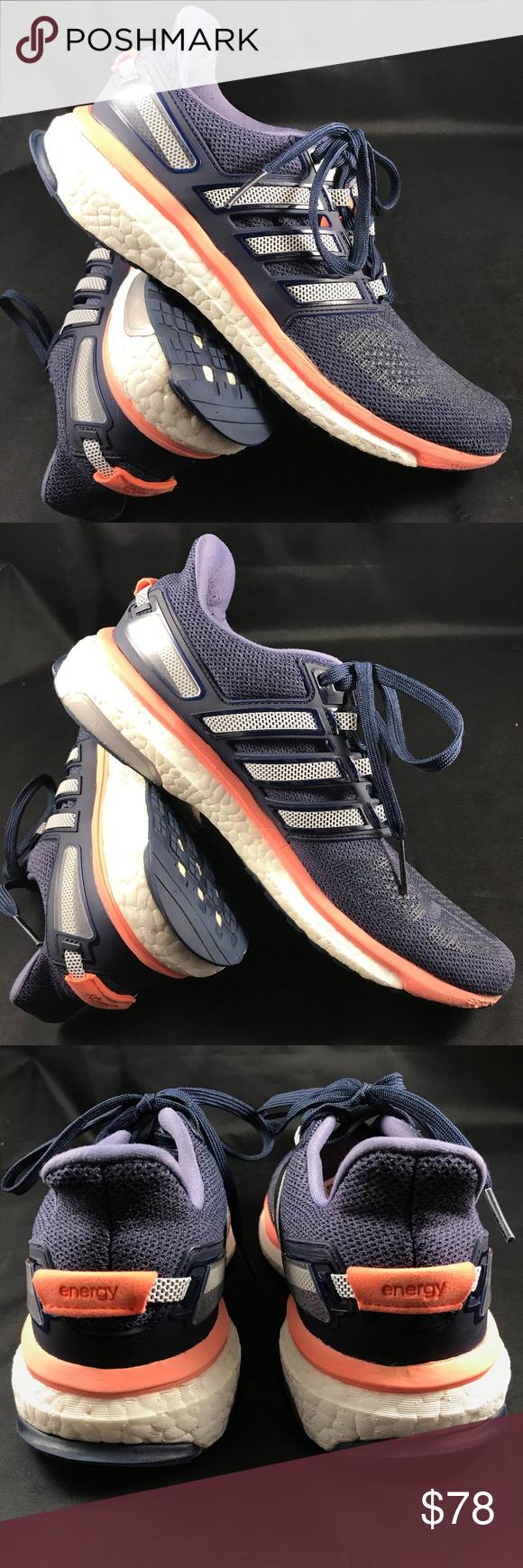 Eccellente adidas energia impulso 3 marina coral 9 wms le scarpe sportive