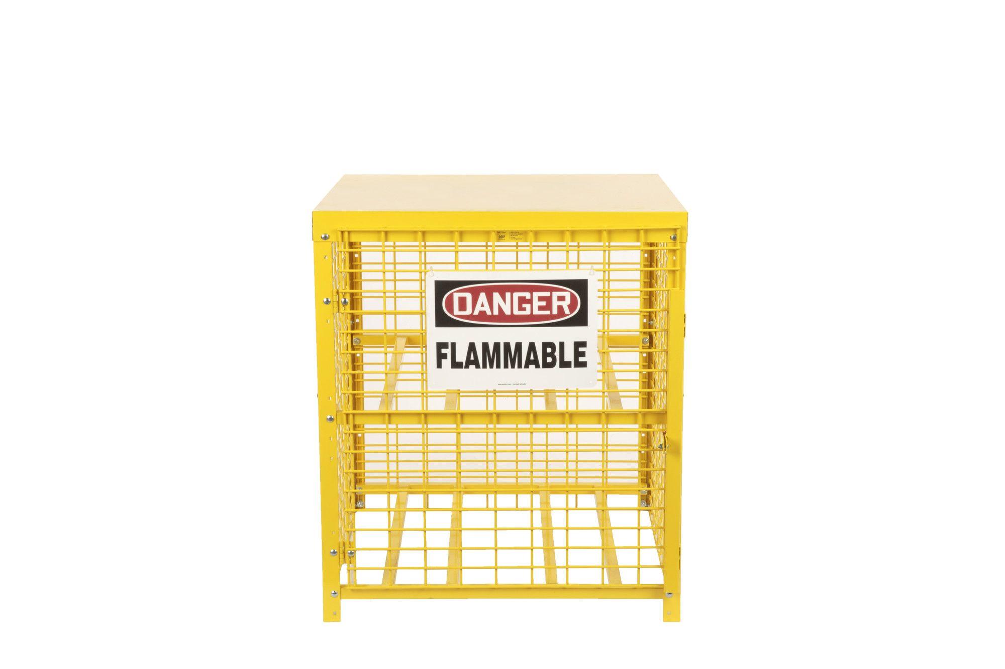 saf t stor 40 h x 29 w x 29 d propane cylinder cabinet products rh pinterest ca