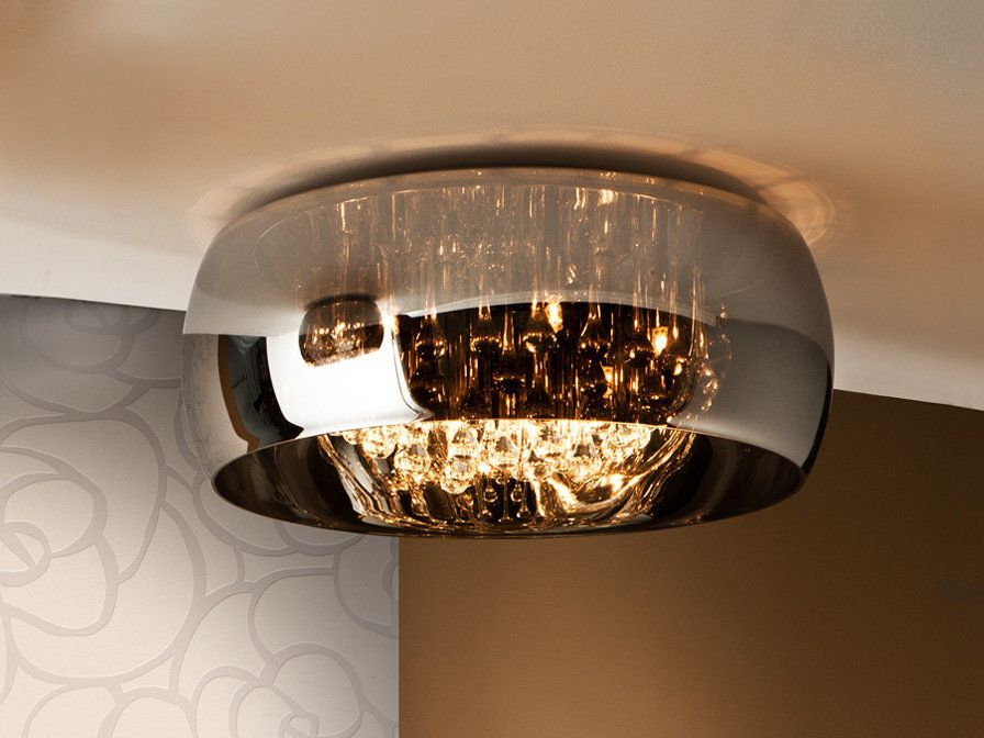 Bel Etage Excellence 6 Light Flush Ceiling Light Ceiling Lights