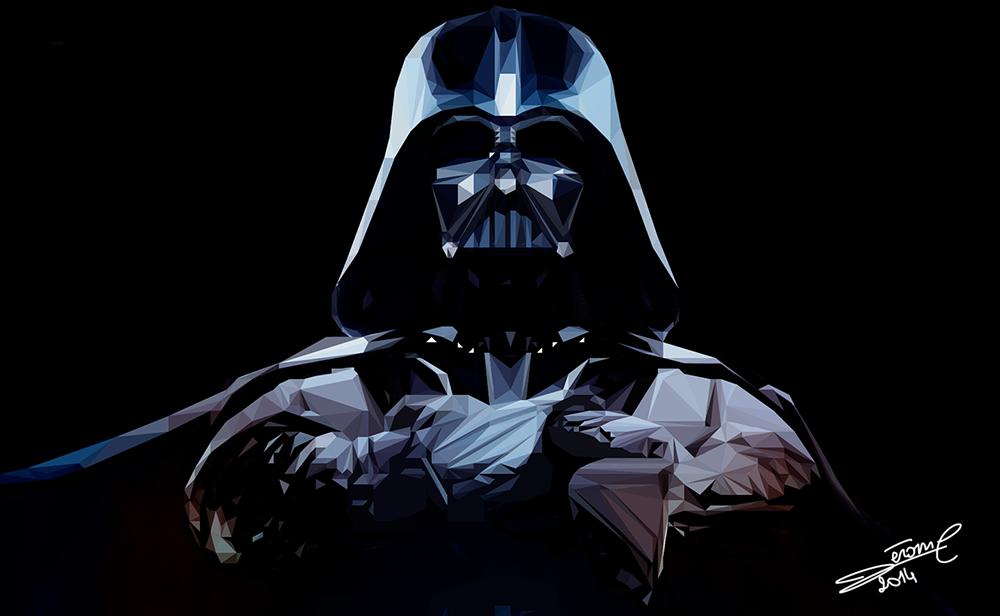 Resultado de imagen para darth vader face half Star wars