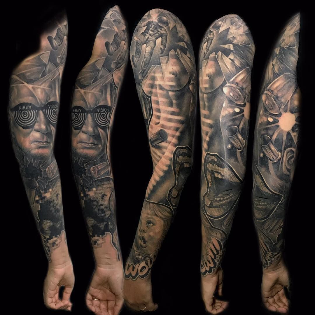 best sleeve tattoos in the world Photo by
