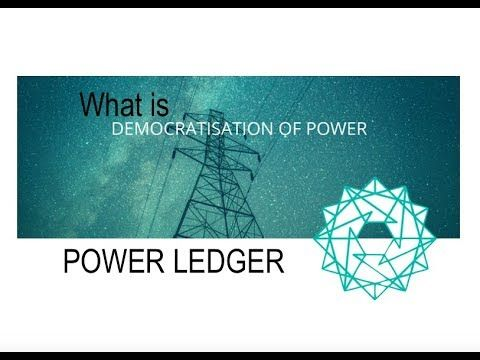 how to buy power ledger cryptocurrency