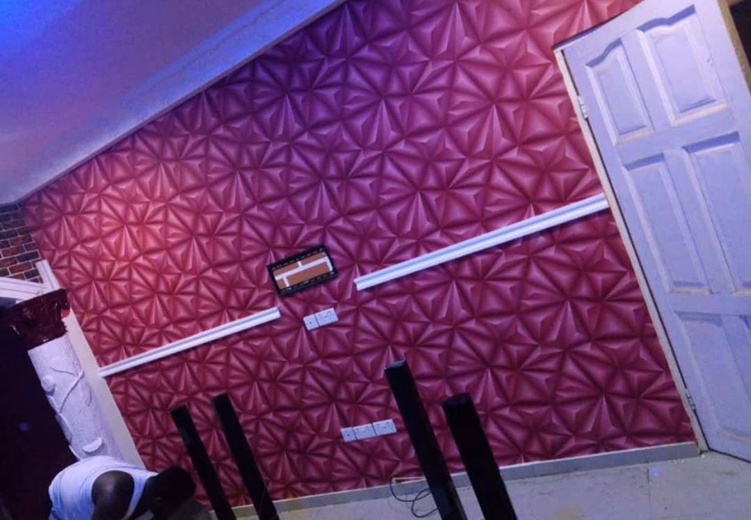 3d Wallpapers Available Call Or What Sapp Us On 0508239630 Price 70ghc For Sale And Installation Services W Mural Wallpaper Wall Coverings Ghana Art