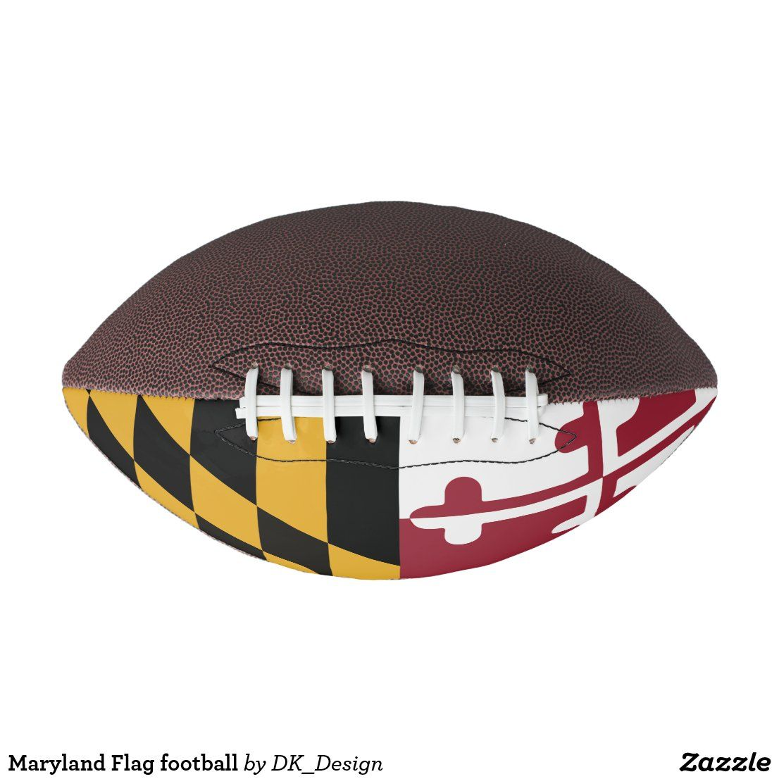 Maryland Flag Football Zazzle Com In 2020 Flag Football Maryland Flag Football