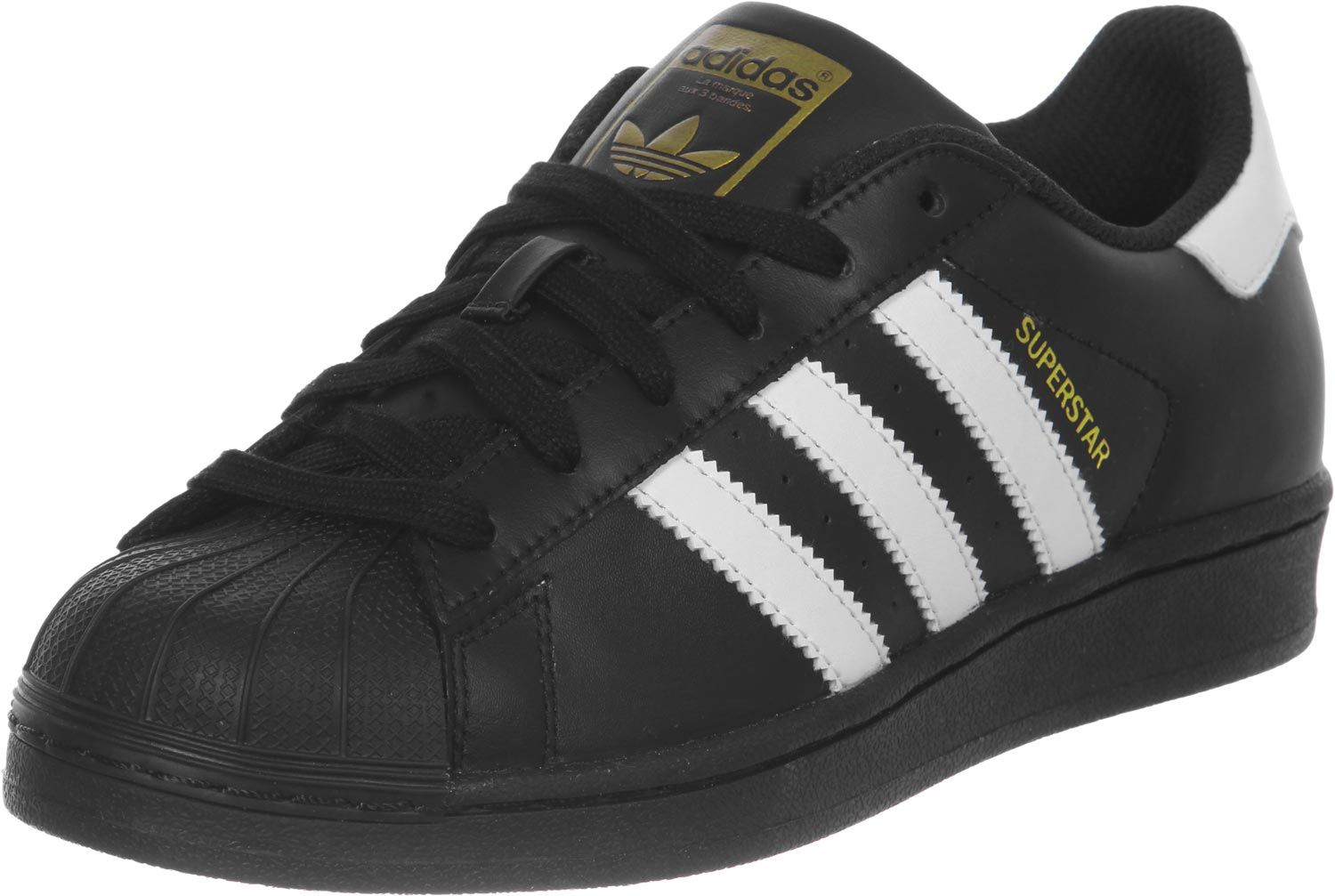 adidas superstar jw wit zwart