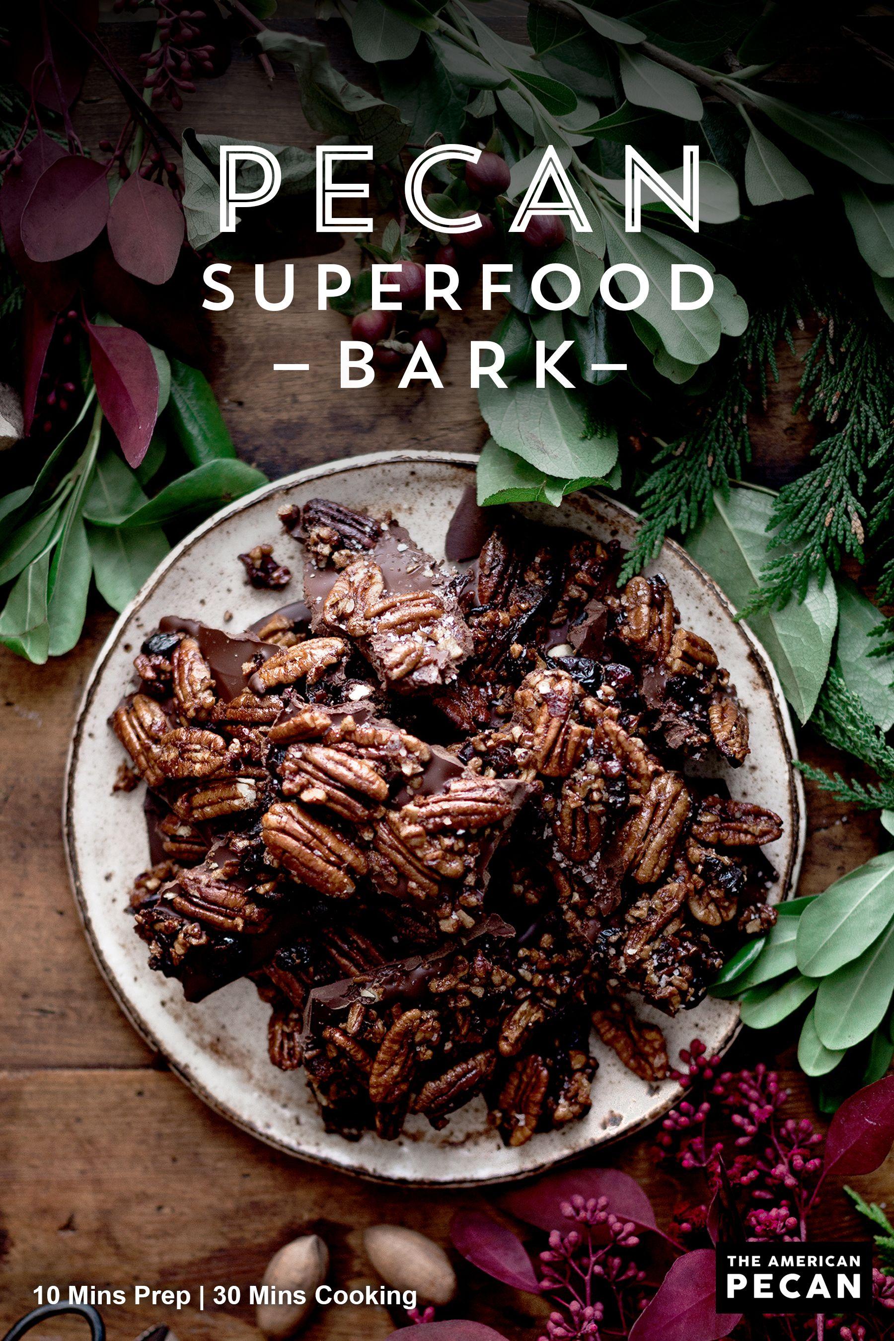 Maple pecan superfood bark receta postres maple pecan superfood bark forumfinder Image collections