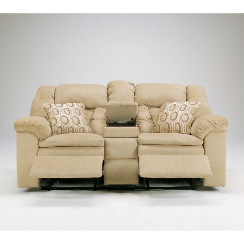 Double Recliner Avalanche Sandstone Double Reclining