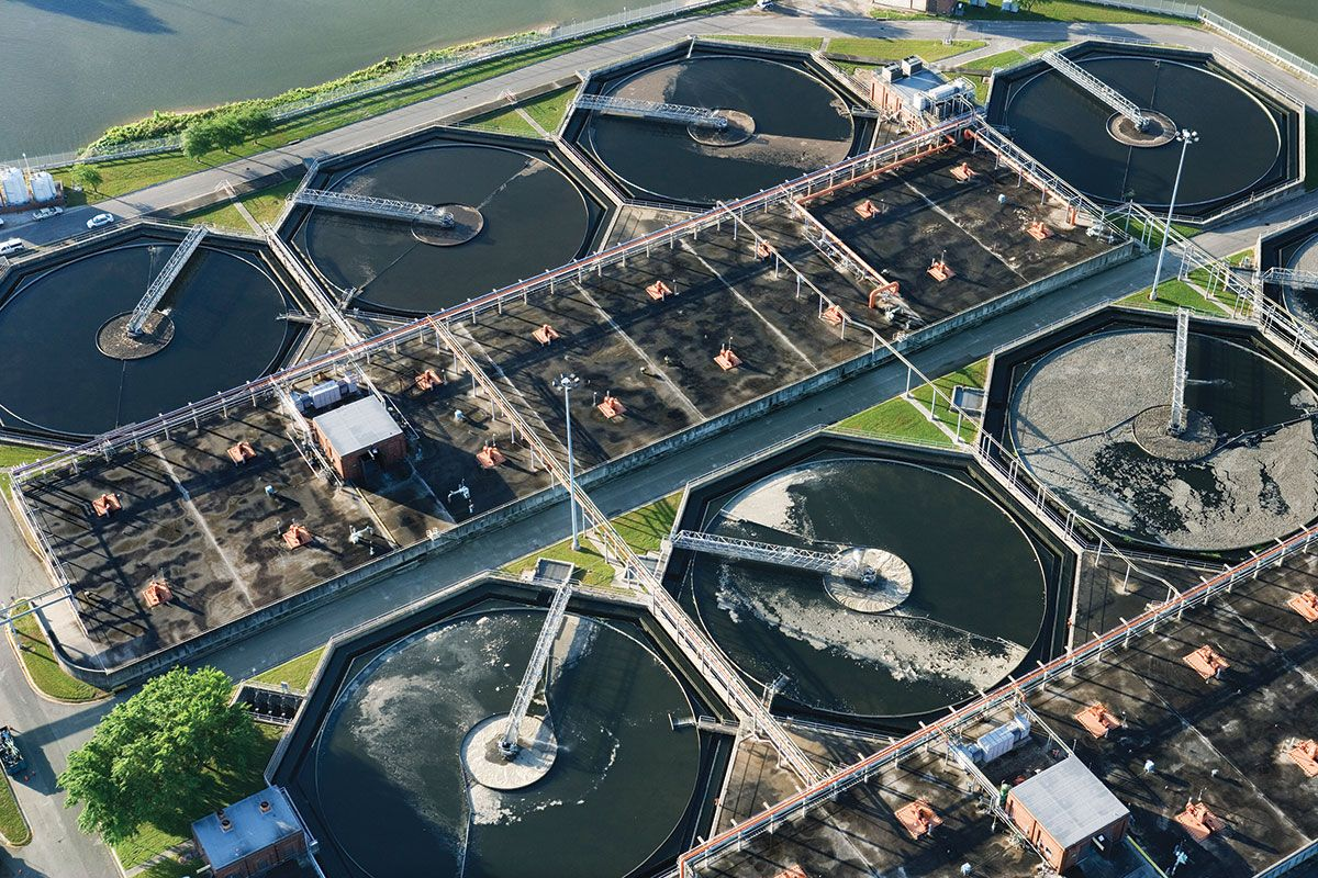 A Self Powered Waste Water Treatment Plant Using Microbes Has Just Passed Its Biggest Test