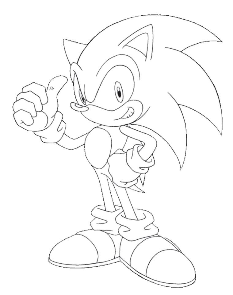 Sonic Coloring Pages Coloring Pages Coloring Books Coloring