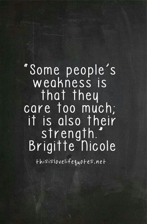 Superbe Some Peopleu0027s #weakness   #strength #quote