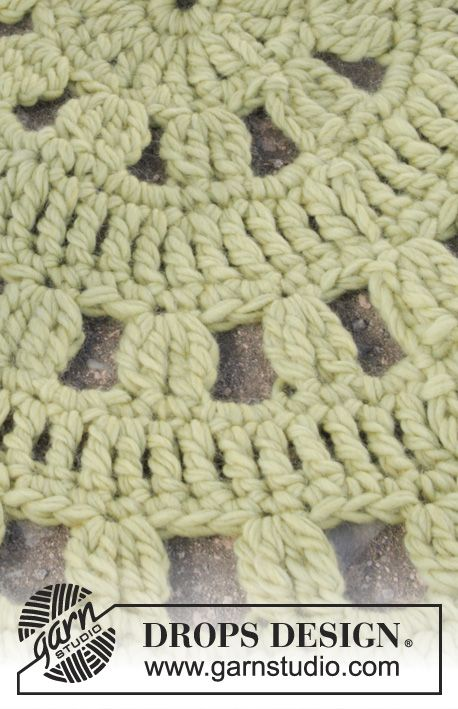 Free crochet pattern | alfombras | Pinterest