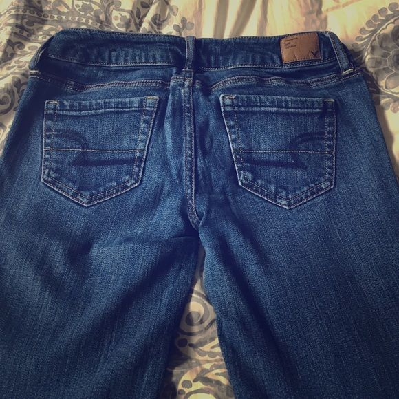 American Eagle Bootcut Jeans Size 4 American Eagle Bootcut. In good condition. American Eagle Outfitters Jeans Boot Cut
