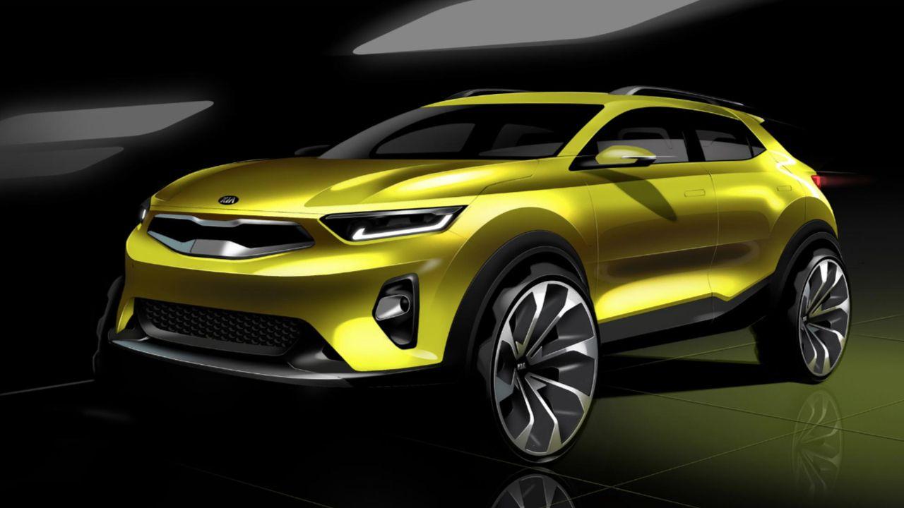 Stonic - Kia bringt ein kleines SUV   Kleine suv, Neue ...