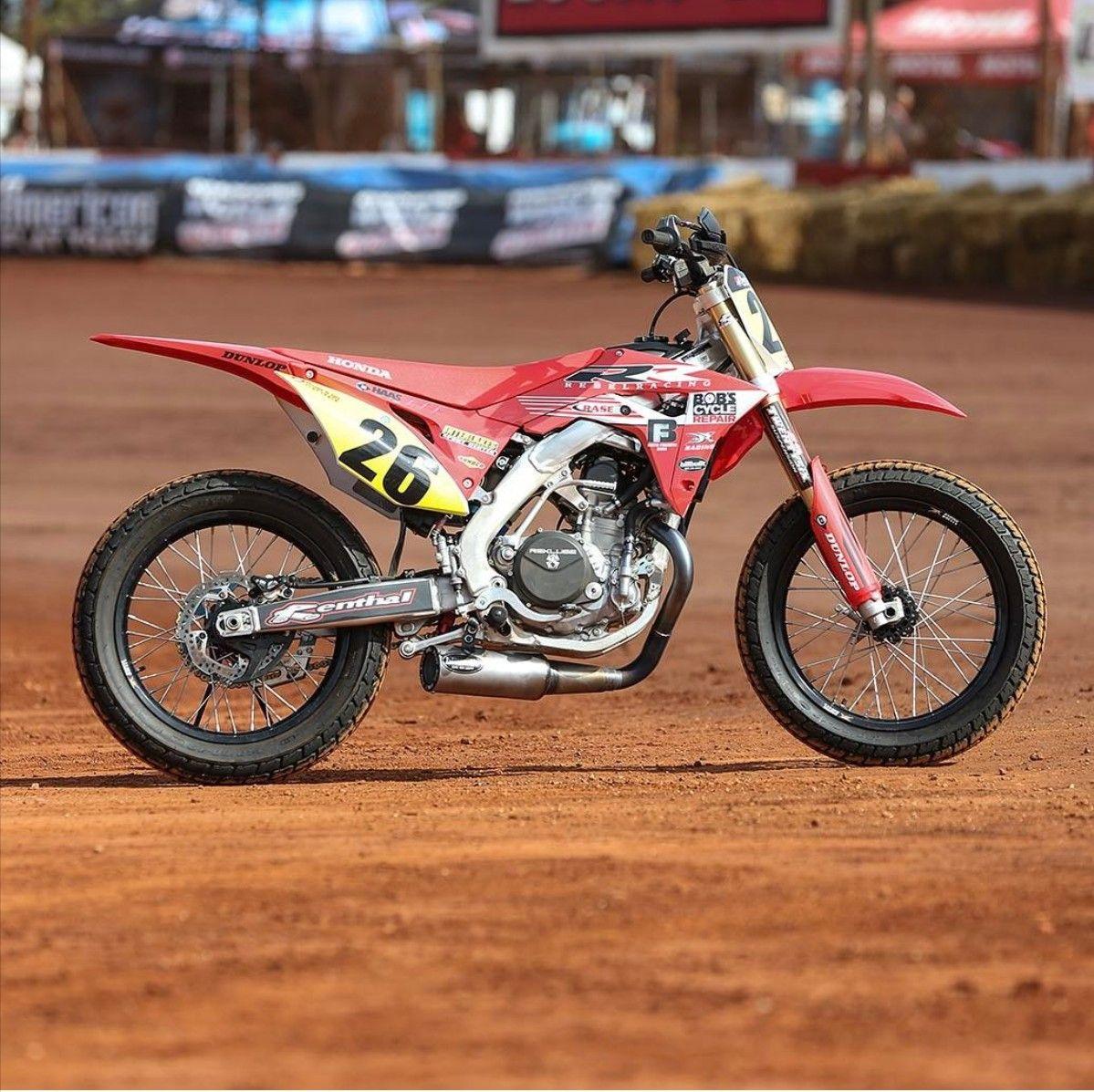 Honda Crf 450 R Honda Motorsport Dirt Track