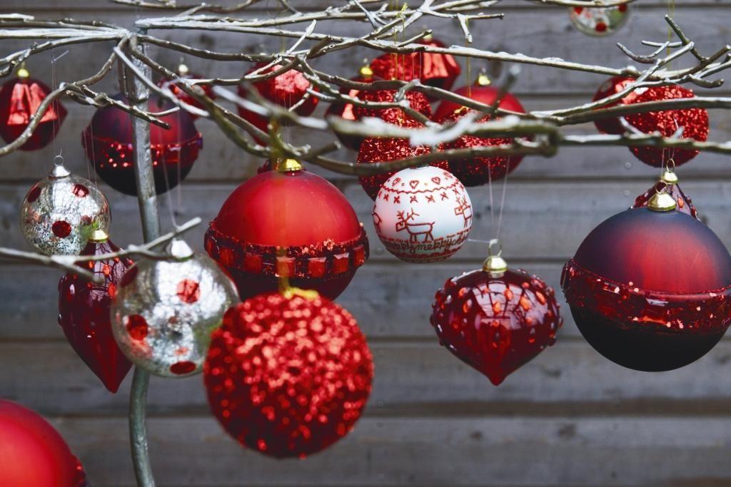 christmas deco for christmas tree CHRISTMAS TRAVEL Pinterest