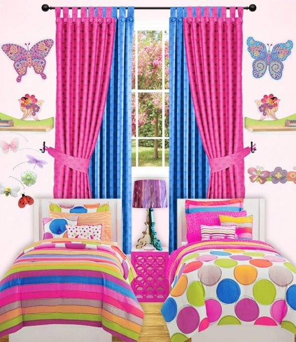 for Cortinas infantiles