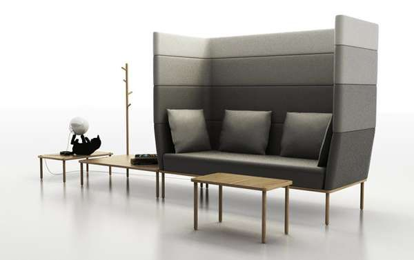 Stackable Back Couches The Element Sofa Can Increase In