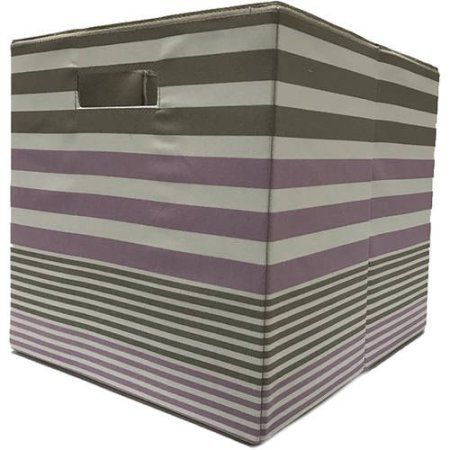 Better Homes and Gardens Storage Bin, Multicolor
