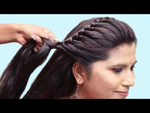 Best Side Braid Hairstyle Tutorials New Hairstyles Videos Easy
