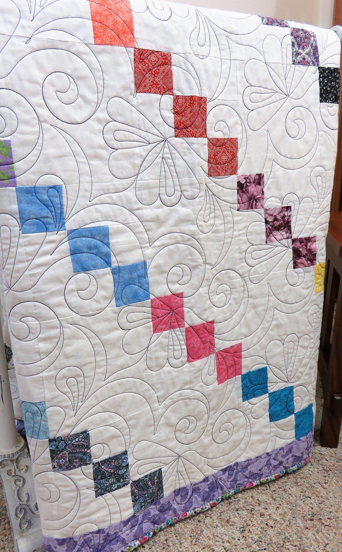 Vintage Quilt For Sale Unused Quilt Handmade Full Size Quilt Vintage Quilts Vintage Quilt Top Quilts