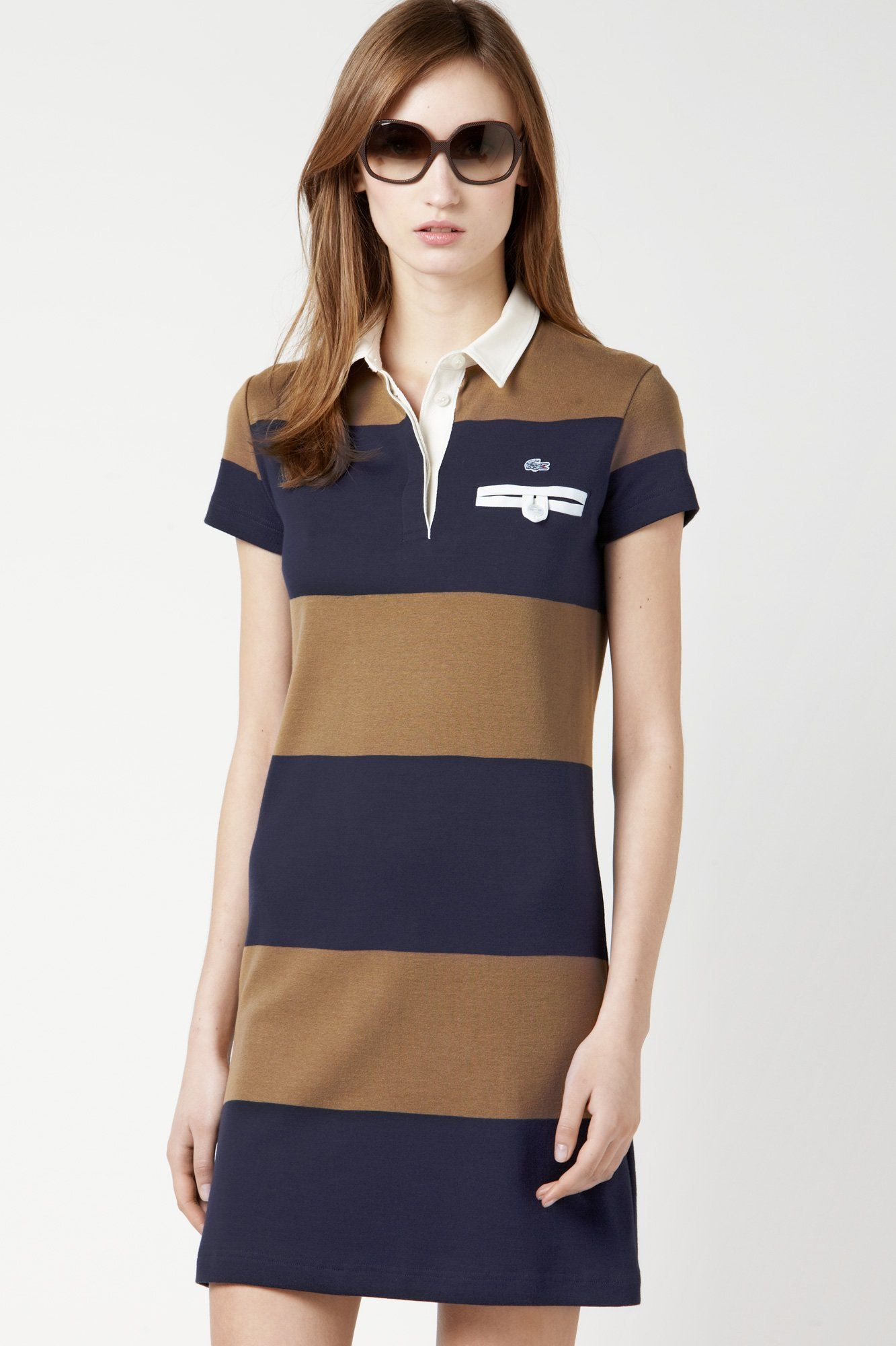 812fd766 Lacoste Rugby Polo Dress | ASOS | Lacoste polo, Lacoste, Polo shirt ...