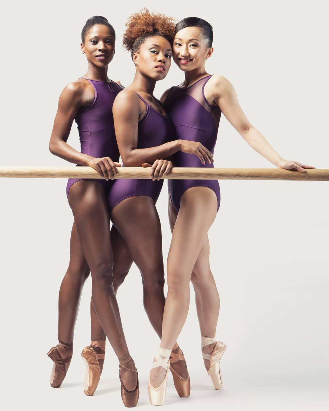 Brown ballet shoes, Ballet dancers