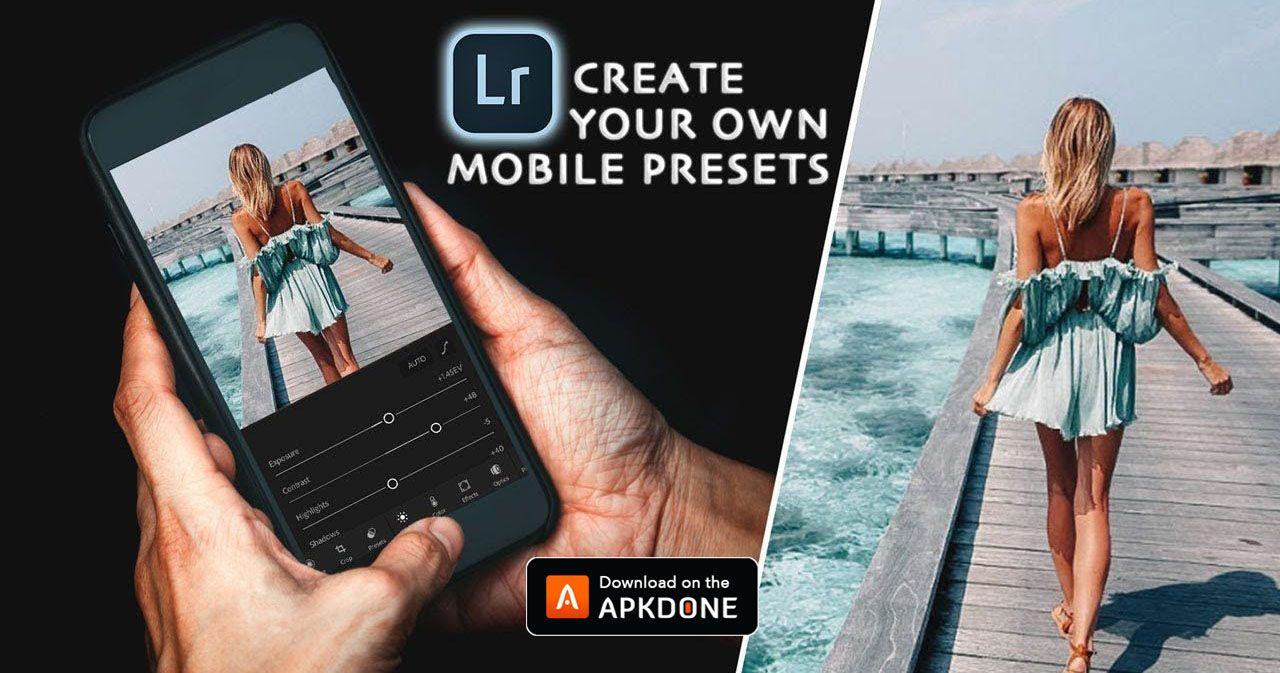 Download Aplikasi Lightroom Mod Full Preset Apk