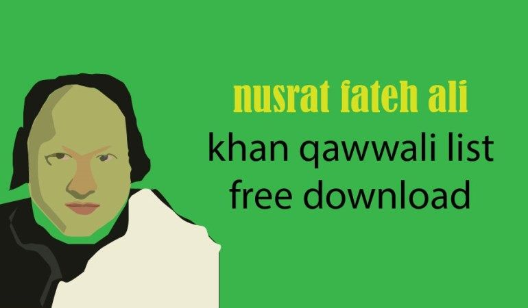 Pin By Hassan Raza On Naat Mp3 Free Download Nusrat Fateh Ali Khan Free Download Download