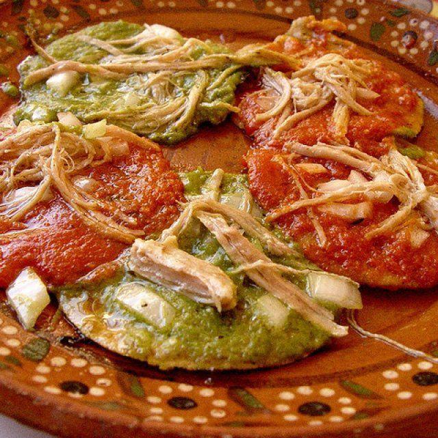 Chalupas poblanas recipe mexicans burritos and cuisine chalupas poblanas forumfinder Choice Image