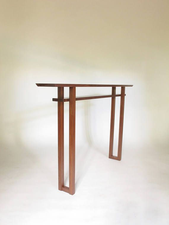 Very Narrow Console Table For Small Es Hall
