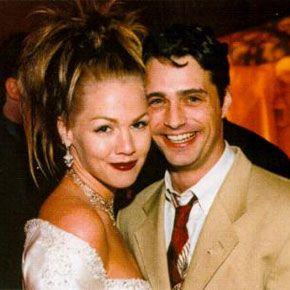 Jennie Garth Peter Facinelli Wedding 5