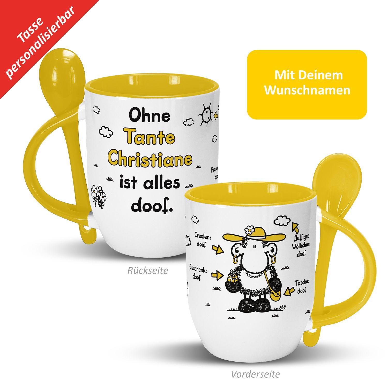 Für Das Nächste Kaffeekränzchen Bei Deiner Tante Ist Diese