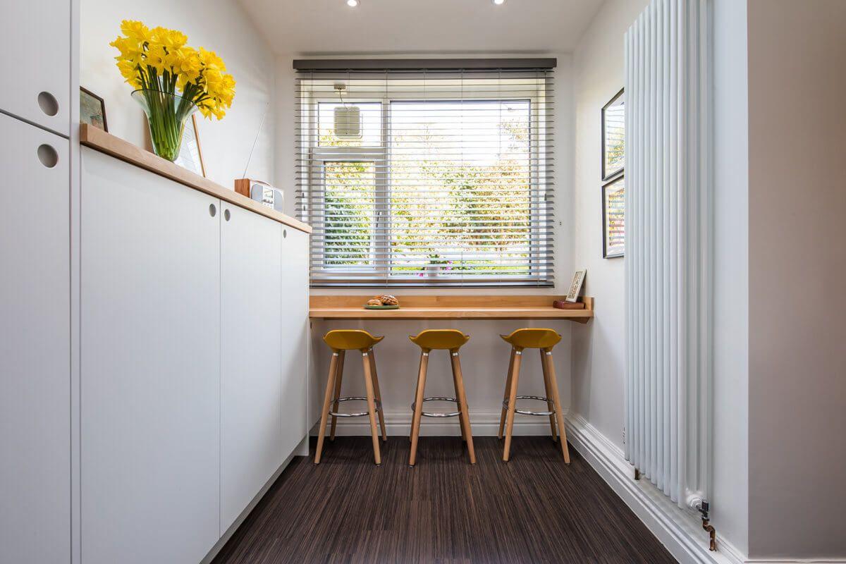 Sheffield Sustainable Kitchens designed sScandi modern