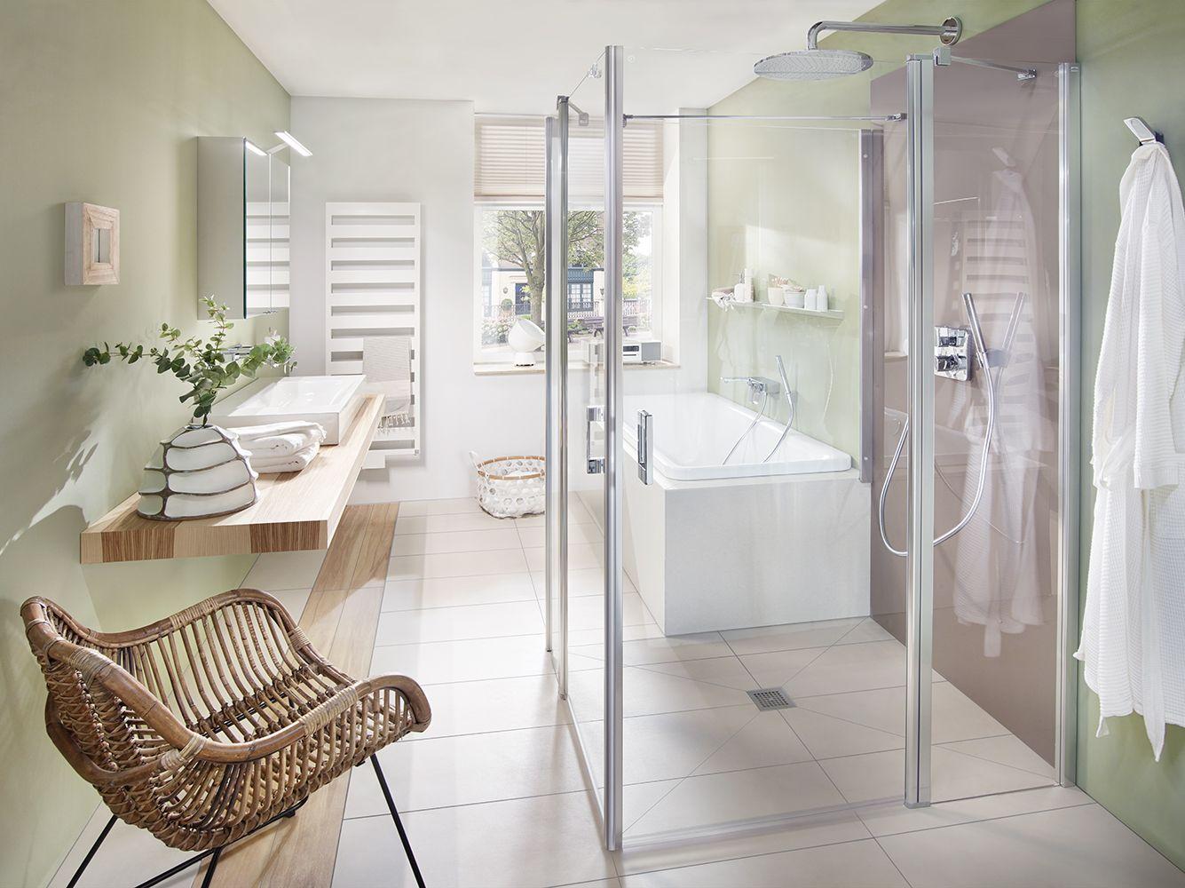 Bad Badezimmer Interieur Dusche Barrierefrei Studio3001 Grossedusche Kleinesbad Modern Grosse Dusche Bad Badezimmer