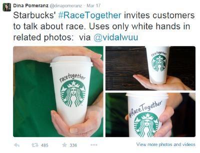 #RaceTogether: 3 Reasons Behind Starbucks' Failure   Tai Tran   LinkedIn
